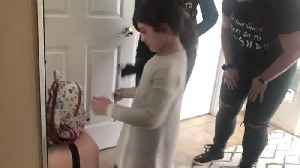 Family Surprises Little Girl With Disney World Vacation [Video]