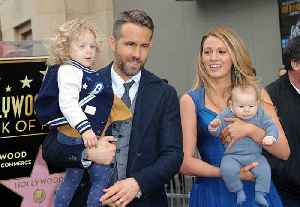 Ryan Reynolds' daughter has acting dreams [Video]