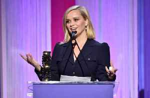 Reese Witherspoon's dog ate her shoes! [Video]