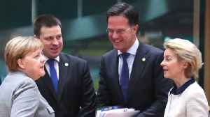 UK election dominates EU summit