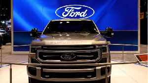 Ford Recalls 547,538 Super Duty Pickup Trucks Due To Fire Risk [Video]
