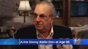 'Do The Right Thing' Actor Danny Aiello Dies At 86 [Video]