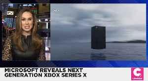 Microsoft Unveils Next Generation Xbox [Video]