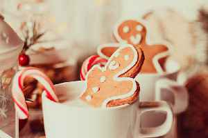 How to Make Tasty Gingerbread Men [Video]