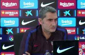 Barca fully focused on Sociedad before Clasico - Valverde