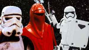 Every Stormtrooper in Star Wars Explained [Video]