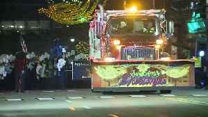 Appleton Christmas Parade [Video]