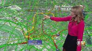 Traffic Expert Madison Sawyer Talks Routes, Road Closures Ahead Of Dallas Marathon [Video]
