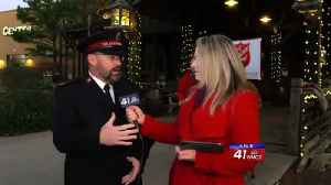 Salvation Army Interview [Video]