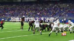 Athletes Of The Week: Refugio Offensive Line [Video]