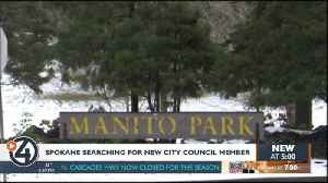 Spokane City Council looking to fill new seat [Video]