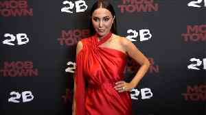 Diana Madison 'Mob Town' Los Angeles Premiere Red Carpet [Video]