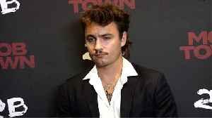 Brandon Thomas Lee 'Mob Town' Los Angeles Premiere Red Carpet [Video]
