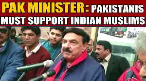 Pakistani Minister says India's Modi creating trouble for Indian Muslims | OneIndia News [Video]