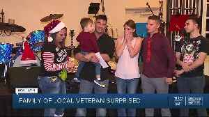 Pasco organization surprises veteran with new place to live and a year's worth of rent [Video]