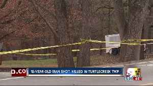 18-year-old shot, killed in Turtlecreek Township [Video]