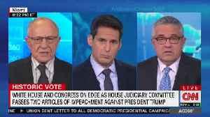Dershowitz locks horns with CNN's Toobin over impeachment [Video]