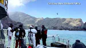 New Zealand divers continue search as death toll rises [Video]