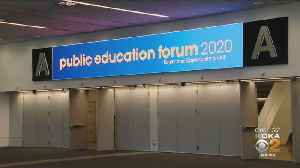 Education Forum A Chance For Democratic President Candidates To Share Views [Video]