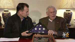 Long Island Veteran Honored 75 Years After Battle Of The Bulge [Video]