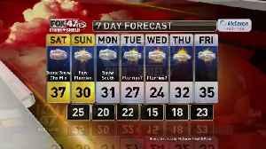 Brett's Forecast 12-13 [Video]