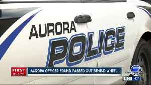 Aurora police officer keeps job after drinking on duty [Video]