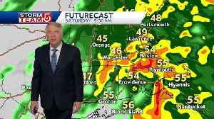 Video: Latest storm system to bring heavy rainfall, warm air [Video]
