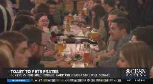 Harpoon, Sam Adams Raise Money For Pete Frates Foundation [Video]