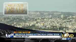 Tree lighting kicks off grand opening of Religious-themed attraction and hotel [Video]
