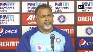 India plays every match with World Cup in mind Bharat Arun [Video]