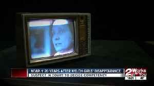 Suspect in Welch Girls case in court [Video]