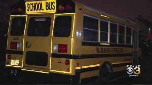 8-Year-Old Girl Left On School Bus For Hours After Falling Asleep [Video]