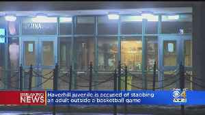 Haverhill Juvenile Arrested For Stabbing Outside High School [Video]