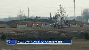 Concerns grow in Mount Pleasant as Foxconn is deemed ineligible for 2019 tax credits [Video]