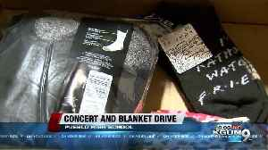 Pueblo HS hosts blanket drive for local clothing banks [Video]