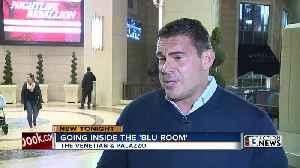Blu Room debuts on the Las Vegas Strip using power of UV-B light for wellness [Video]