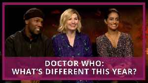 Doctor Who: The Big Changes in s12 [Video]