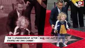 Ryan Reynolds' daughter has acting dreams [Video]