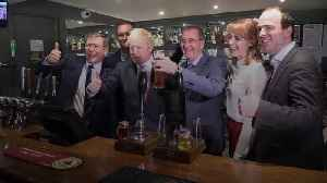 PM Johnson celebrates election victory in north east [Video]