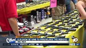 Gun show returns to Del Mar Fairgrounds [Video]
