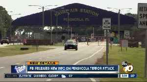 FBI releases new info on Pensacola terror attack [Video]