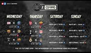 LIVE! CR Vasco da Gama v Chivas de Guadalajara | ICC Futures [Video]