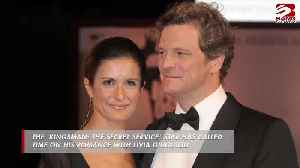 Colin Firth splits from wife of 22 years [Video]