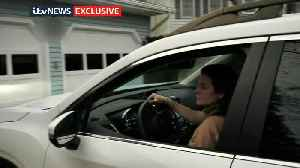 Suspect in Harry Dunn death filmed behind the wheel by ITV News [Video]