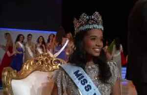 Miss World 2019 winner on sustainable change - and eating cake [Video]