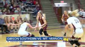 HS GBB: Gibson Southern Hands Mt. Vernon First Loss Of The Season [Video]