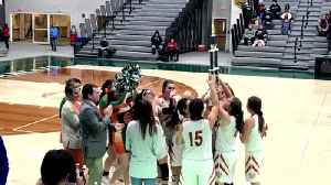 Osborn girls basketball wins PVI tournament for first time in 55 years [Video]