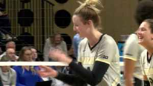 Caitlyn Newton 'a big story' for Purdue volleyball team [Video]