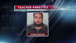 Former Heritage High School Band Director arrested on child seduction charges [Video]