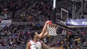 Hicks' Career Night Propels Mad Ants to Win Over Erie [Video]